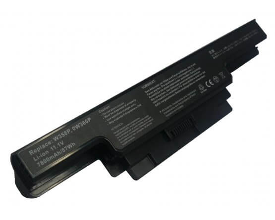 Dell Studio 14, Studio 1458 batteri 0U600P