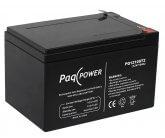 12V/10Ah PaqPOWER Blybatterier 5 års T1