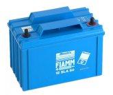 12V/50Ah FIAMM SLA Blybatteri 12SLA50L