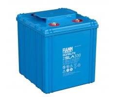 2V/330Ah FIAMM SLA Blybatteri 2SLA330
