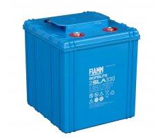 2V/330Ah FIAMM Blybatteri 2SLA330