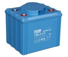 2V/405Ah FIAMM SLA Blybatteri 2SLA405/4