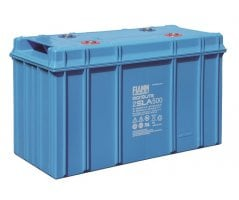2V/500Ah FIAMM Blybatteri 2SLA500
