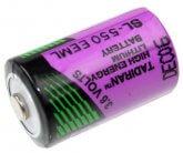 ½ AA Tadiran Lithium batteri