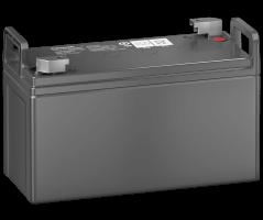 6V/200Ah Panasonic 10-12 års blybatteri M10