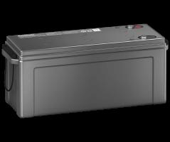 12V/150Ah Panasonic 10-12 års backup Blybatteri M8