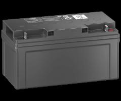12V/70Ah Panasonic Blybatteri 15års LC-QA1270P