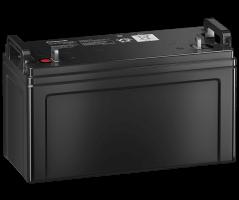 12V/105Ah Panasonic Blybatteri cycle LC-T12105PG