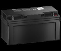 12V/70Ah Panasonic Blybatteri cycle LC-T1270P