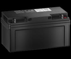12V/65Ah Panasonic 10-12 års backup Blybatteri M6