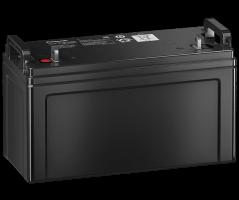12V/100Ah Panasonic 10-12 års backup Blybatteri M6