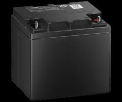 12V/38Ah Panasonic Cyclic Blybatteri M5
