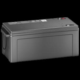 12V/200Ah Panasonic 10-12 års blybatteri M8