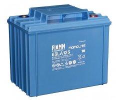 6V/125Ah FIAMM Blybatteri 6SLA125