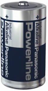 LR20/D-Size Powerline batteri/Bulk