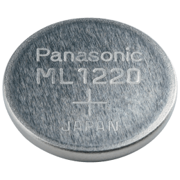 ML1220/F1AN Panasonic Lithium knapcelle 12,5x2,0mm