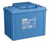 6V/125Ah FIAMM SLA Blybatteri 6SLA125