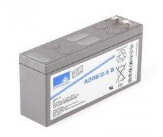 8V/2,5Ah Blybatteri Sonnenschein
