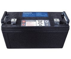 12V/110Ah Panasonic 15-17 års Blybatteri M8