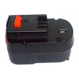 B&D Firestorm FS1200D batteri FS120B 12v/2Ah NiMH