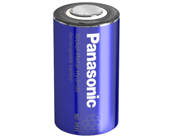 Panasonic NiMH SC-size batteri HTemp BK-220SCHU