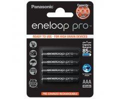 AAA/P03 Eneloop Pro genopladelig 930mAh batterier