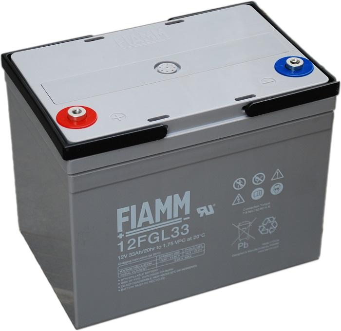 FIAMM blybatterier