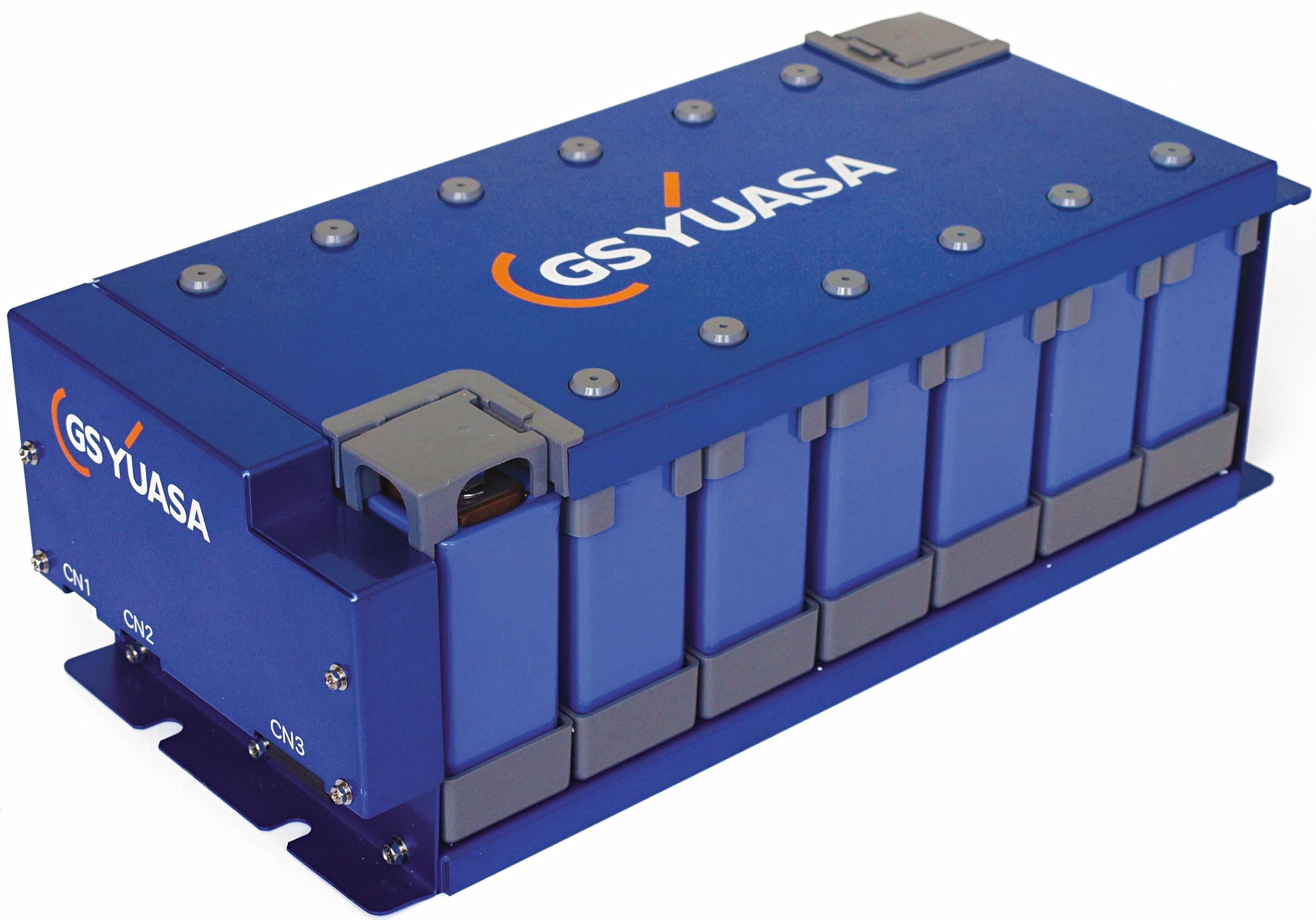 Lithium-Ion batterimoduler