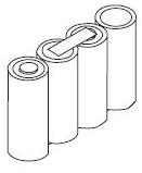 Batteripakke F type
