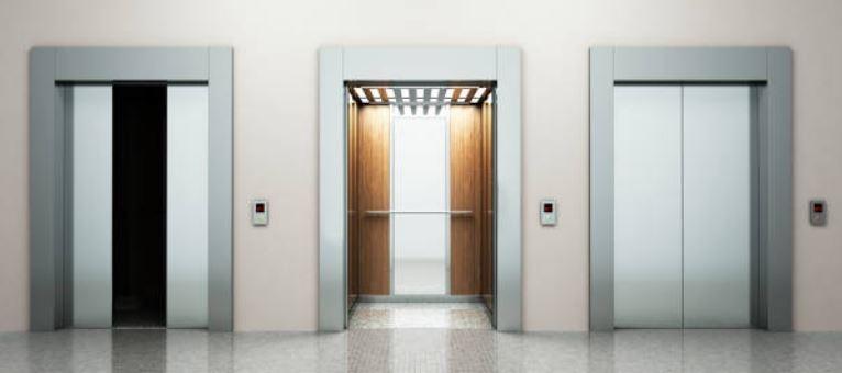 Batteripakke til dørautomatik - elevator
