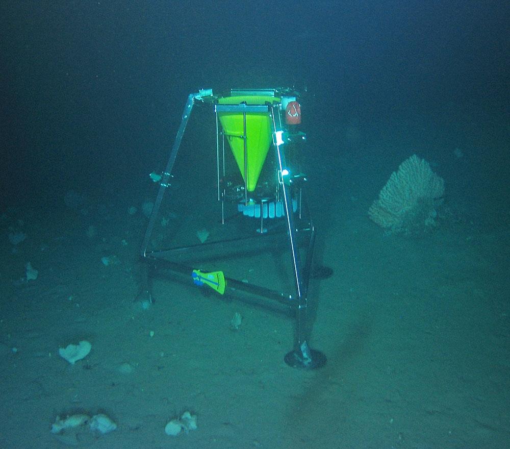 Batteripakker til brug på havets bund