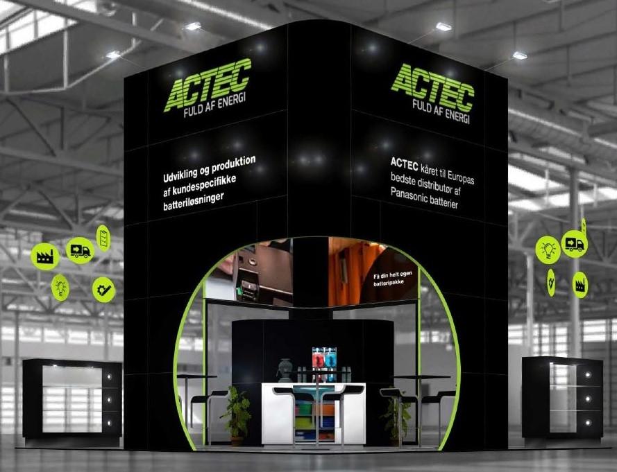 ACTEC med på E-18