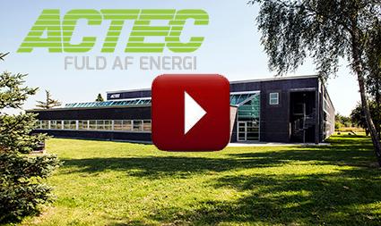 Mød ACTEC her på præsentationsvideo