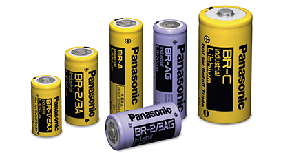Rundcellebatterier velegnet til back-up