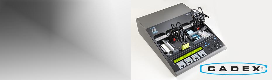 Dansk leverandør af Cadex Batteri Test Systemer