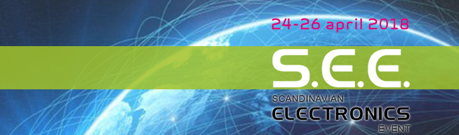 Mød ACTEC på S.E.E messen stand C08:16