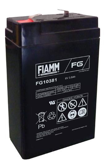 Bly batteri FG Serien