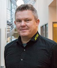Christian Nyborg - 25 års jubilæum hos Actec