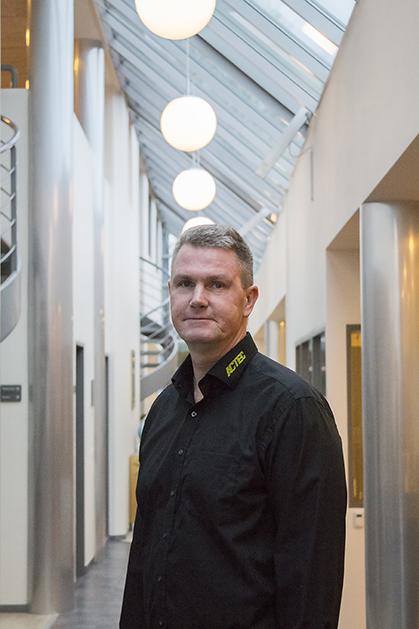 Morten Nyborg kan den 1/8-2018 fejre 25 års jubilæum