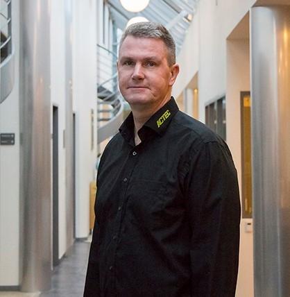 Morten Nyborg - 25 års jubilæum hos Actec