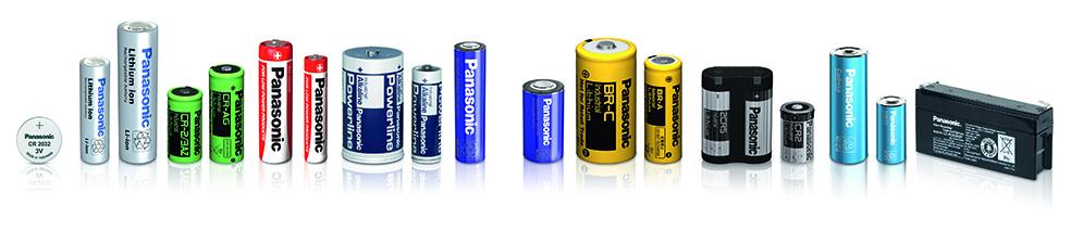 Nye batteriprodukter