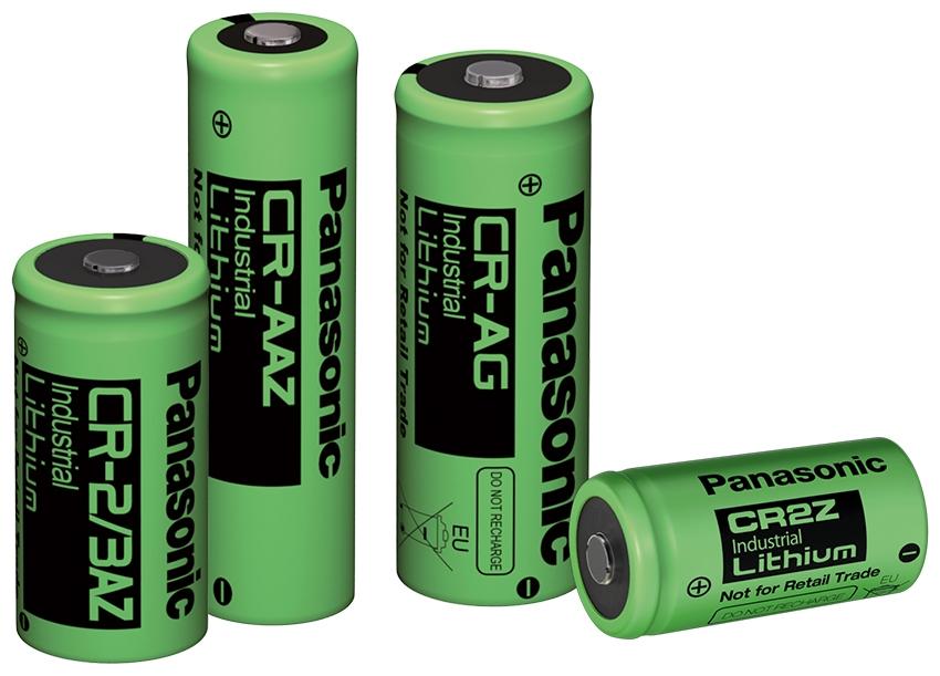 Lithium høj-temperatur batterier