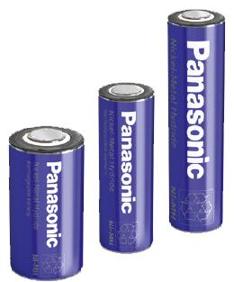 Ni-MH batterier