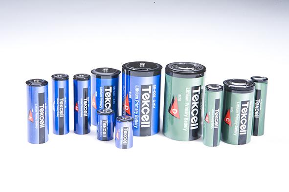 Tekcell batterier