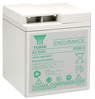 4V/172,8Ah Yuasa Blybatteri EN160-4
